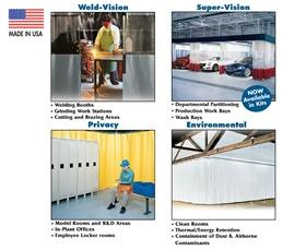 PARTITION SYSTEMS/STANDARD - WELD-VISION